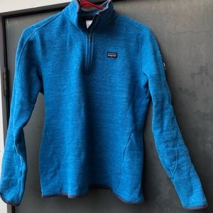 Patagonia womens better sweater size M